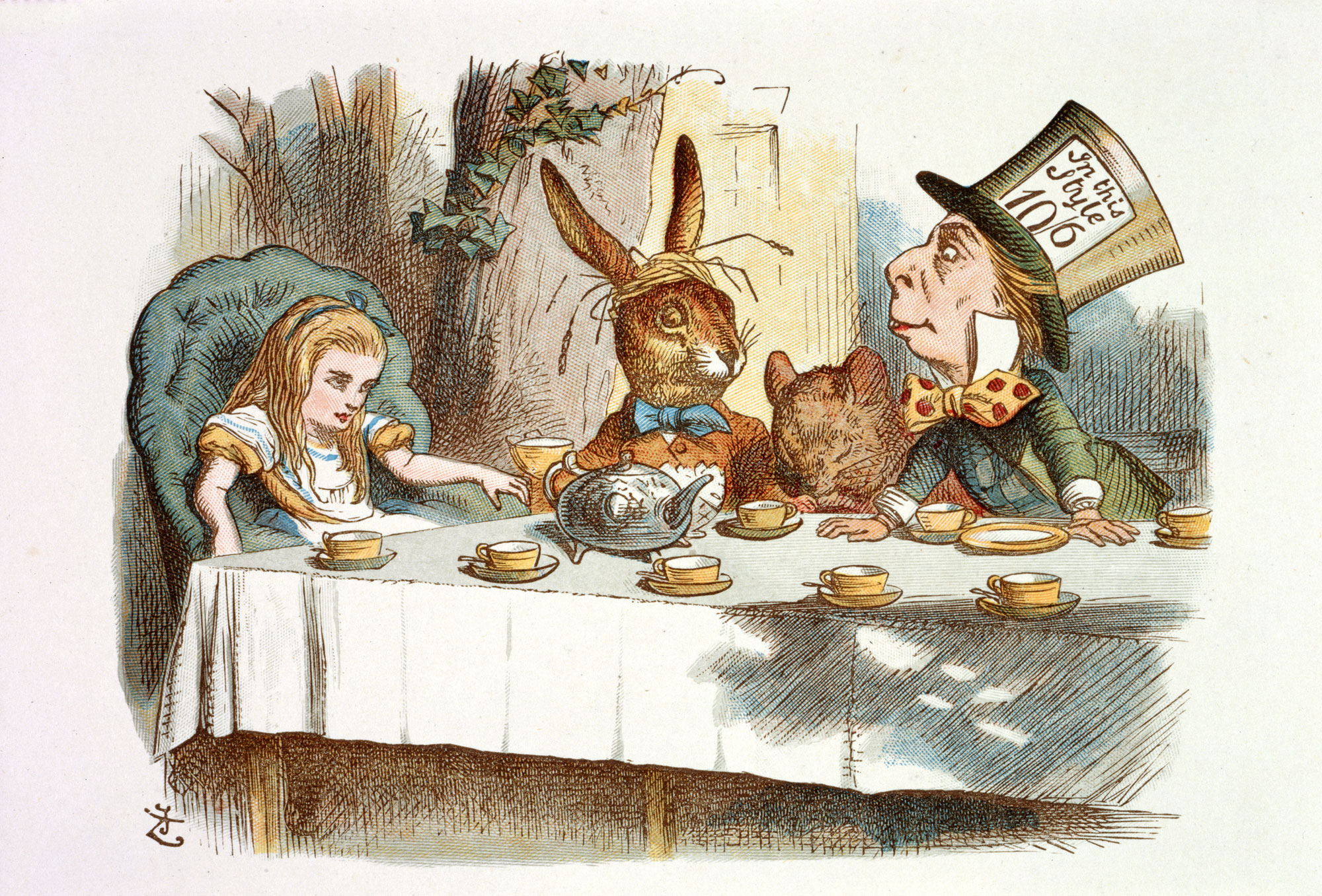 Lessons from Alice in Wonderland: We're All Mad Here!!!